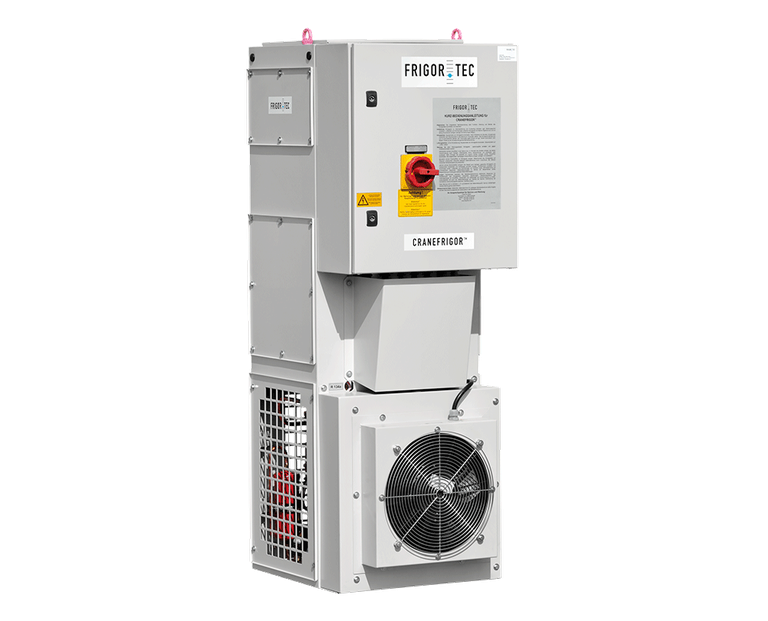 Container cooling units